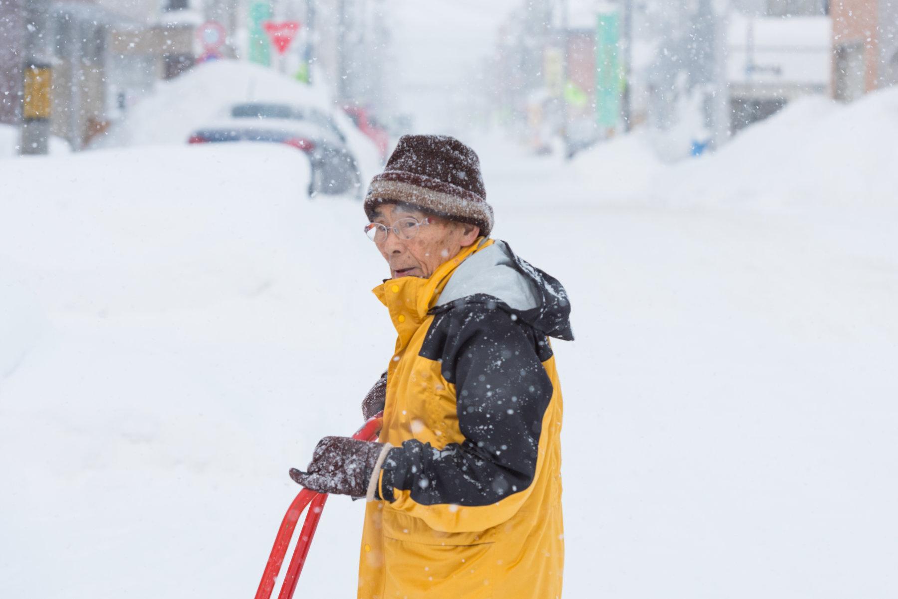 Alexander Arbesmeier – Snowplowman
